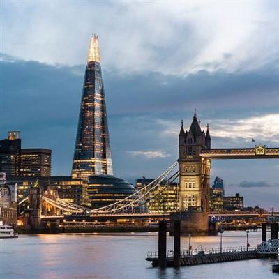 London Shard 2021