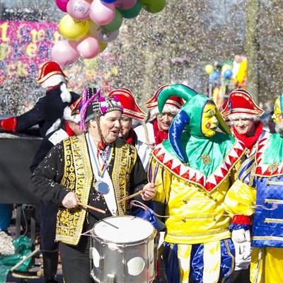Carnival in Holland 2021