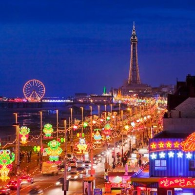 Blackpool Illuminations 2020