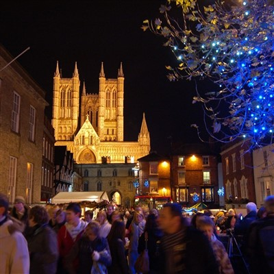 Lincoln Christmas Market Day 2021