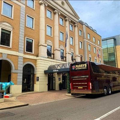 Cambridge Hilton 2022 (5 Days)
