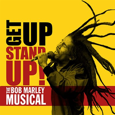 London Theatre - Bob Marley - Get up Stand up 2021