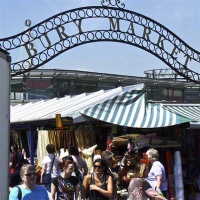 Bury Market 2020