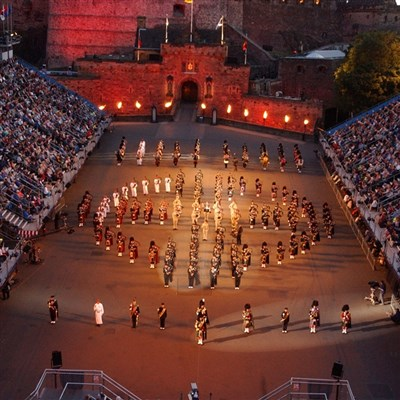 Edinburgh Tattoo 2021