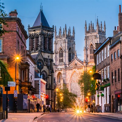 Historic York 2021 - Hampton by Hilton