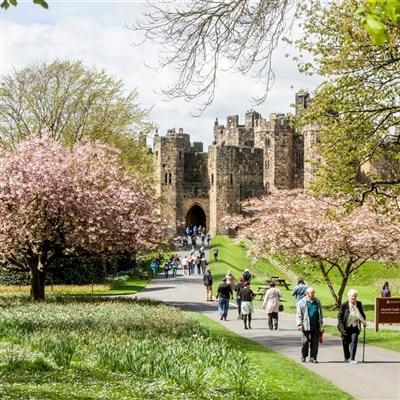 Alnwick Castle 2021