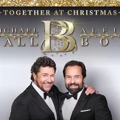Michael Ball & Alfie Boe -Jurys Inn Liverpool 2021