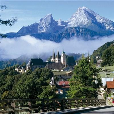 Bavarian Alps 2021