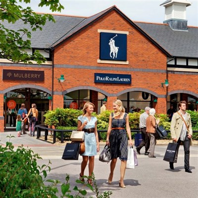 Cheshire Oaks & Chester Day 2021 - April