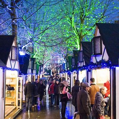 York Christmas Market & Harrogate 2021