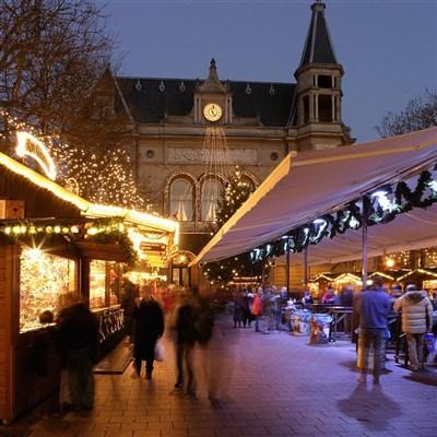 Luxembourg Christmas Market 2021