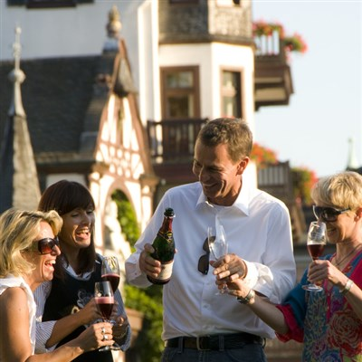 Rudesheim New Wine Festival 2022