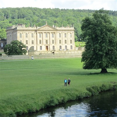 Peak District & Chatsworth 2021