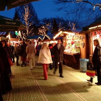 Edinburgh Christmas Market 2022