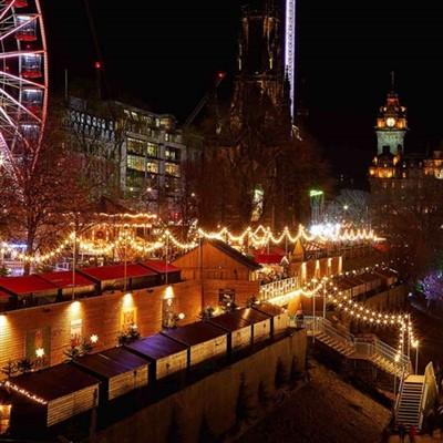 Lochs & Glens - Edinburgh Christmas Market 2020