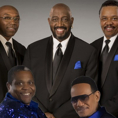 Four Tops & The Temptations 2021