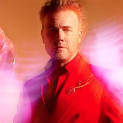 Gary Barlow 2021