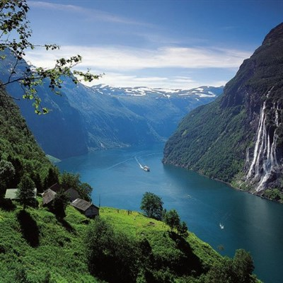 Norwegian Fjords 2021