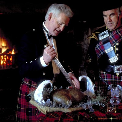 New Year in Scotland - Dunblane 2021