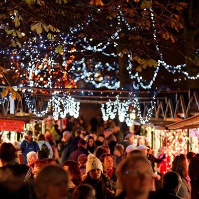 Harrogate & Manchester Christmas Markets 2021