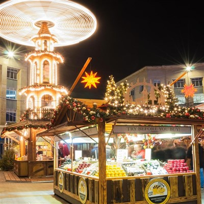 Bristol Christmas Market 2021