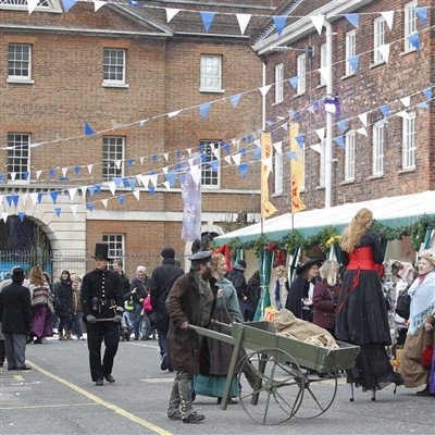 Portsmouth Festival of Christmas 2020 (Doubletree)