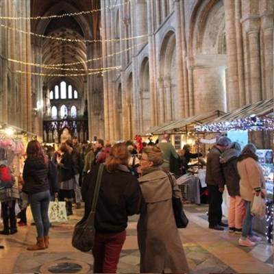 York Christmas Shopping Day 2020