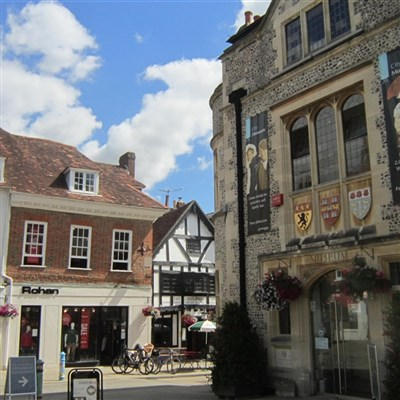 Winchester Day 2021