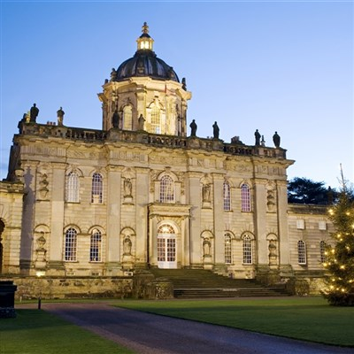 Castle Howard at Christmas Day Excursion 2020