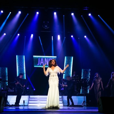 Jane McDonald - Blackpool 2021 (Mercure Hotel)