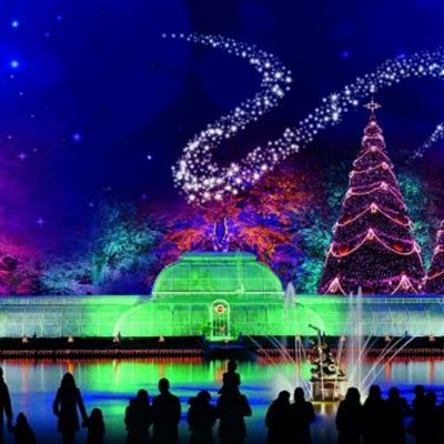 Kew & Windsor at Christmas 2021