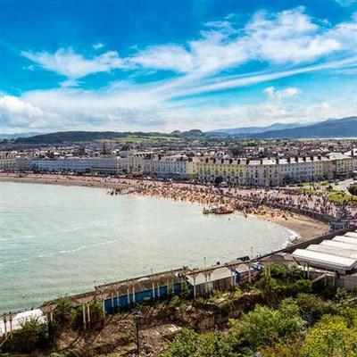 North Wales - Llandudno Day 2021