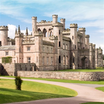 Lowther Castle 2021