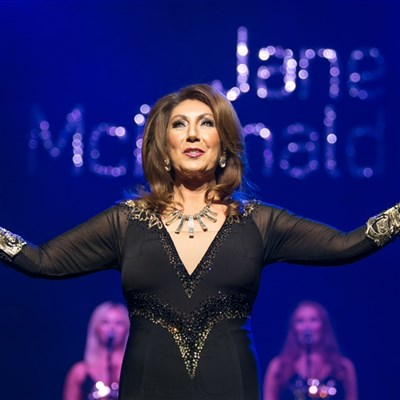 Jane McDonald - Blackpool 2021 (Imperial Hotel)