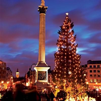 London Christmas Shopping 2020