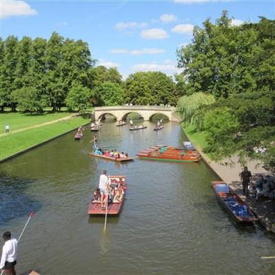 Cambridge Day 2021