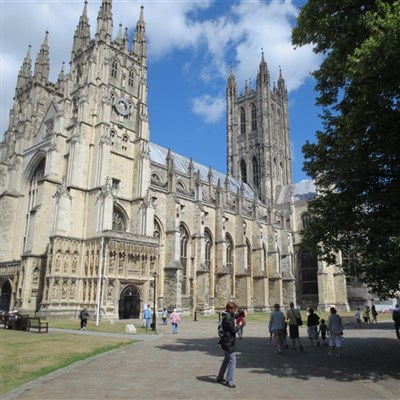 Canterbury Day 2021