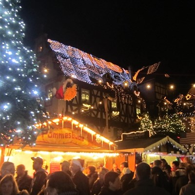 Rudesheim Christmas Market - Mid-Week 2022