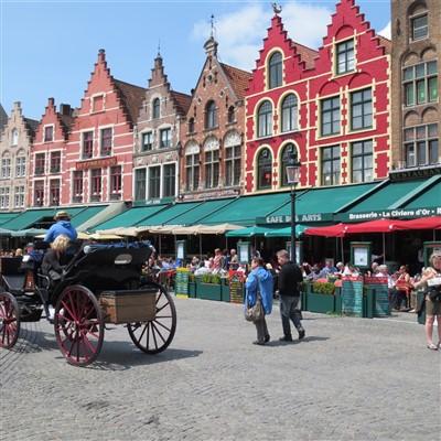 Bruges - Radisson Blu 2021