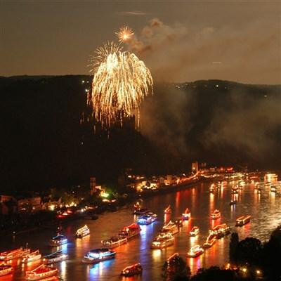 Rhine Valley - Rhine in Flame 2022