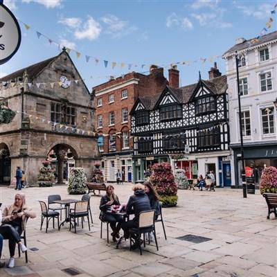 Shrewsbury & Lunch Day 2021