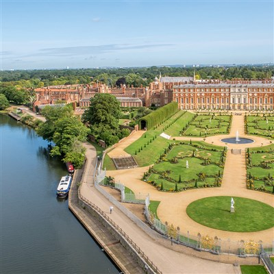 Royal Hampton Court 2020