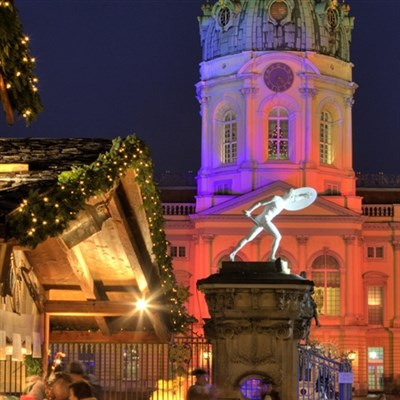 Berlin Christmas Market 2021