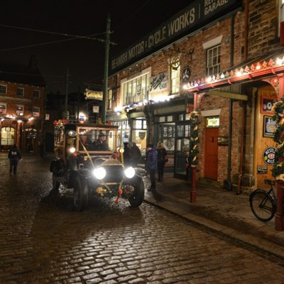 Christmas at Beamish 2020